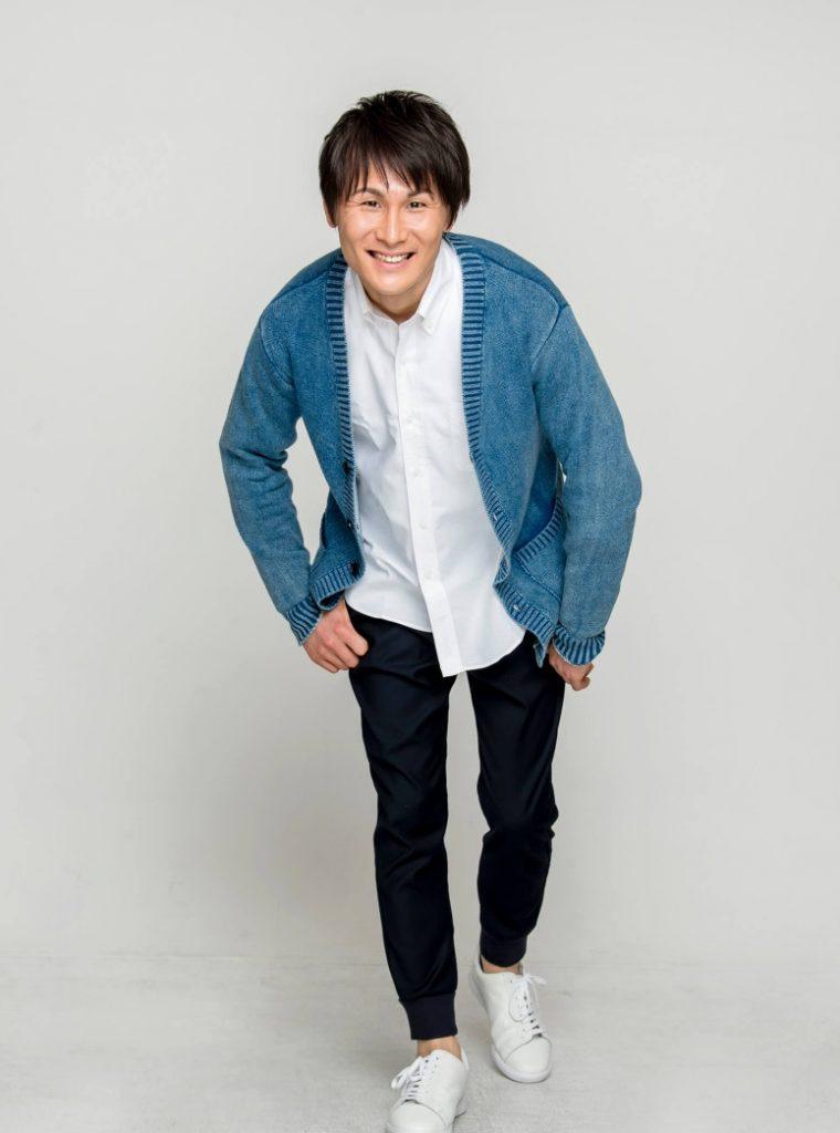 俳優・ファッションモデル・タレント・プロデューサー  荒木 悠司